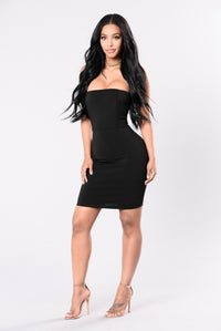I Got It Dress - Black