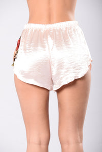 I'm All Yours Shorts - Blush