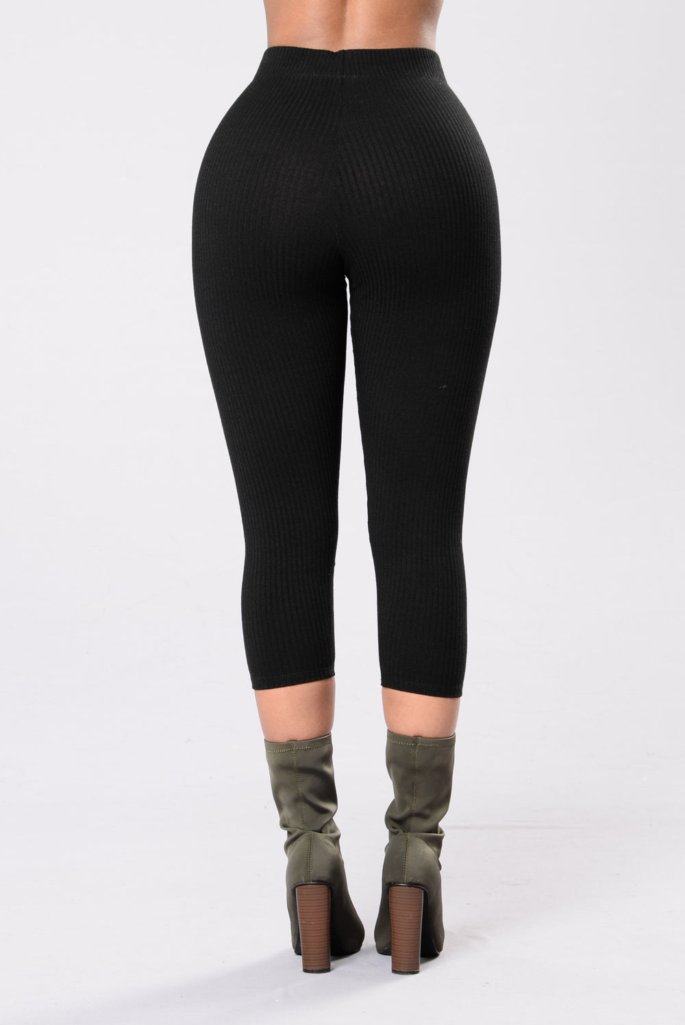 Run This City Leggings - Black