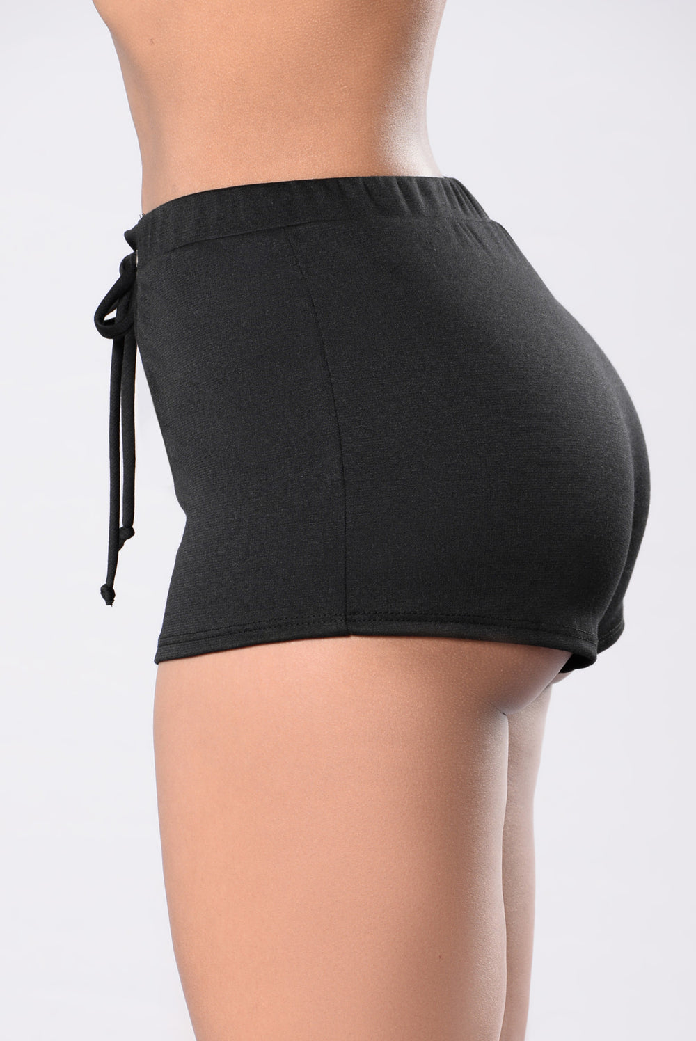 Forget It All Shorts - Black
