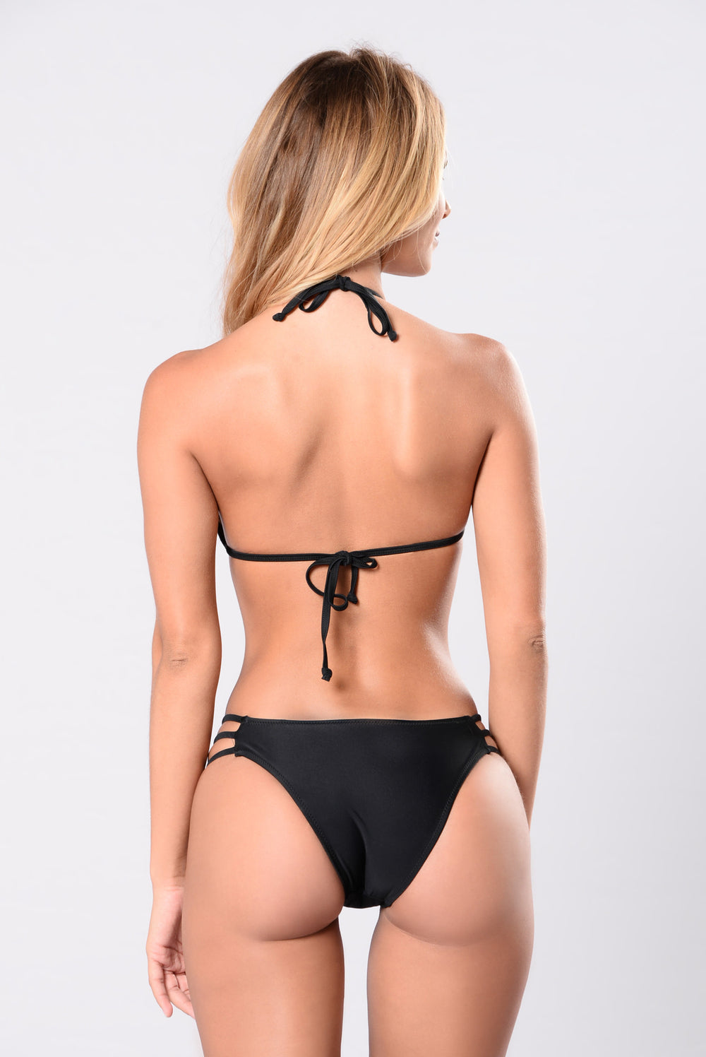 Just A Lil Bit Swim Set - Black