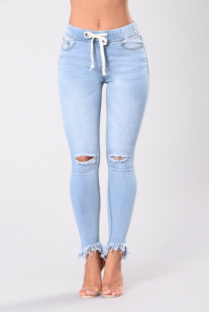 Draco Jeans - Light Blue