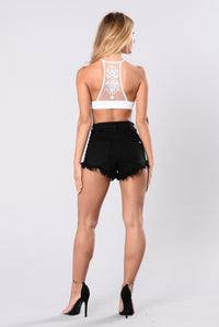 What the Fray II Shorts - Black