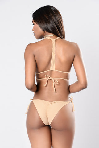 Dream Lover Swim Set - Nude