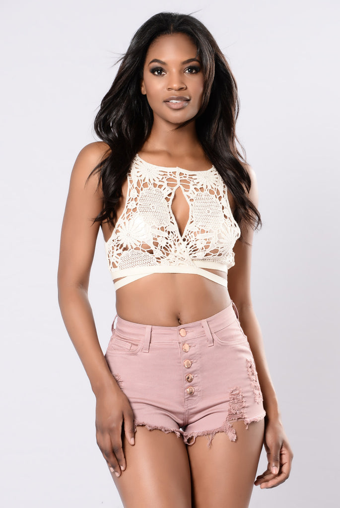 Free Spirit Top - Natural