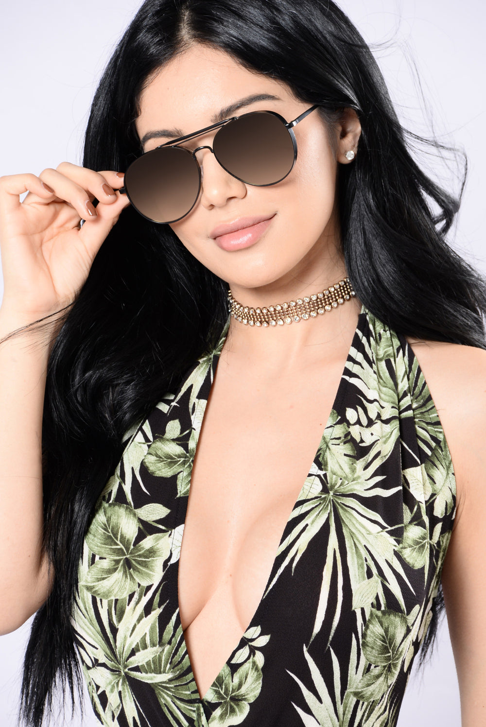 Miami Beach Sunglasses - Black
