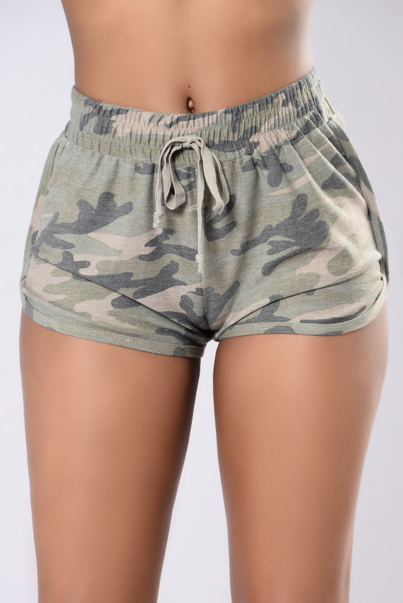 Get It Shawty Bottom - Camo