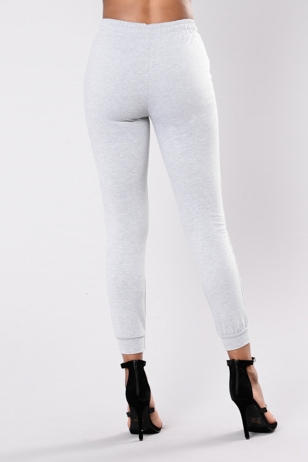 Set For Life Joggers - Grey
