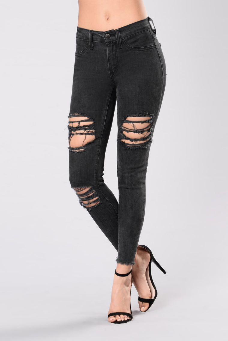 Better Than Your Next Jeans - Black