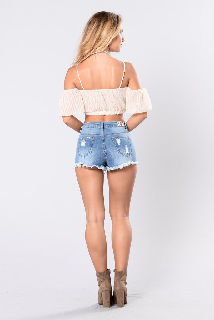 Olivia Rose Shorts - Medium