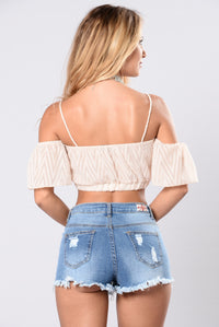 Sweetest Dream Top - Ivory
