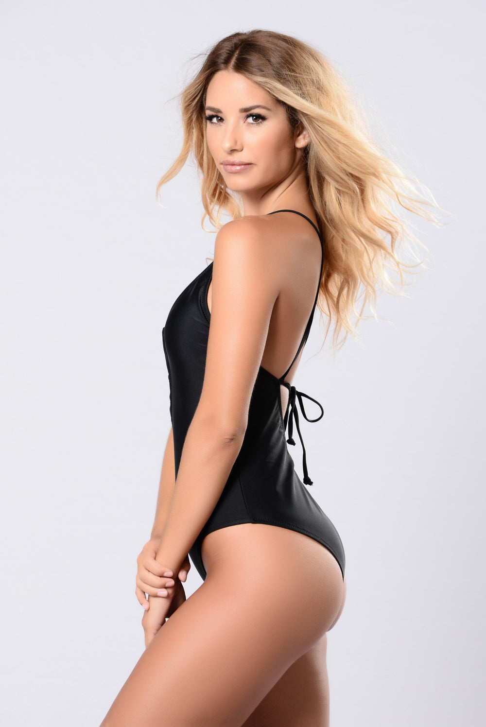Love The Summer Swimsuit - Black