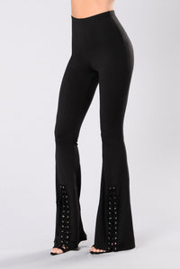 Clip Leggings - Black