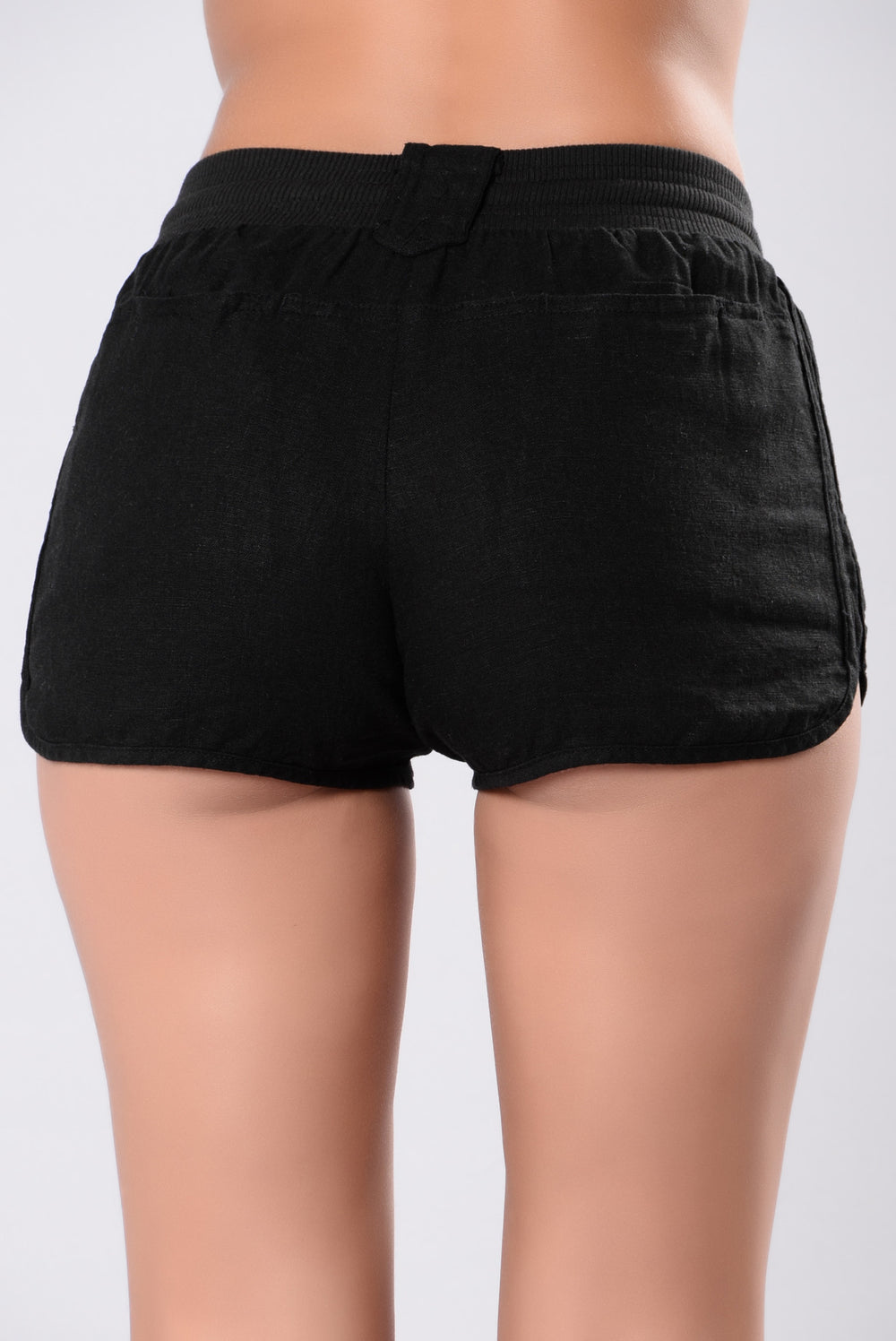 Be My Life Shorts - Black