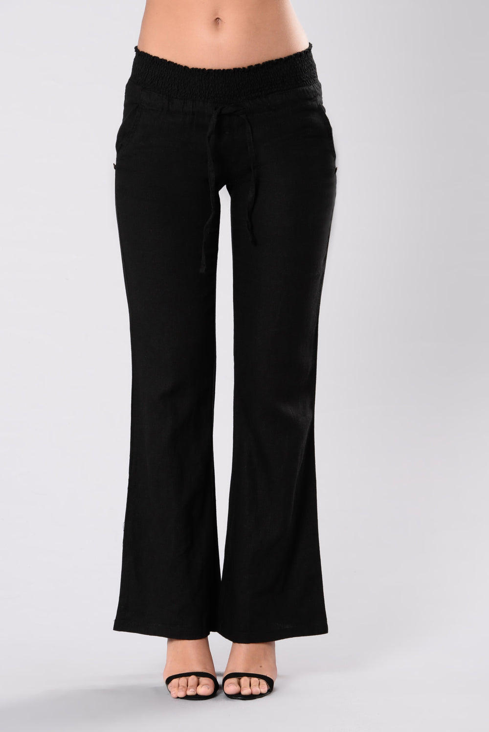 Casual Day Pants - Black