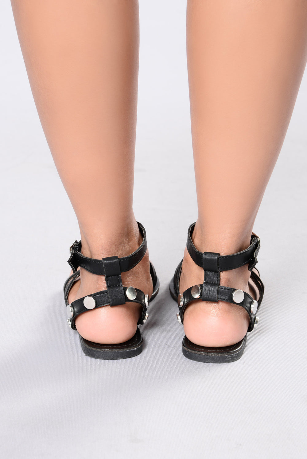 White Sands Sandals - Black