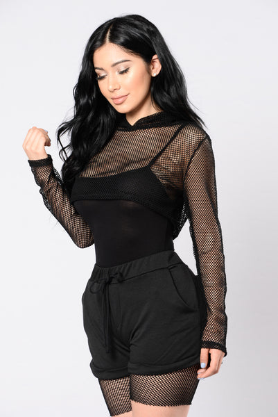 Bout It Top - Black