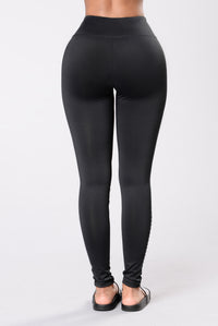 Dance It Off Pants - Black