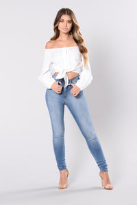 Urban Chic Top - Off White