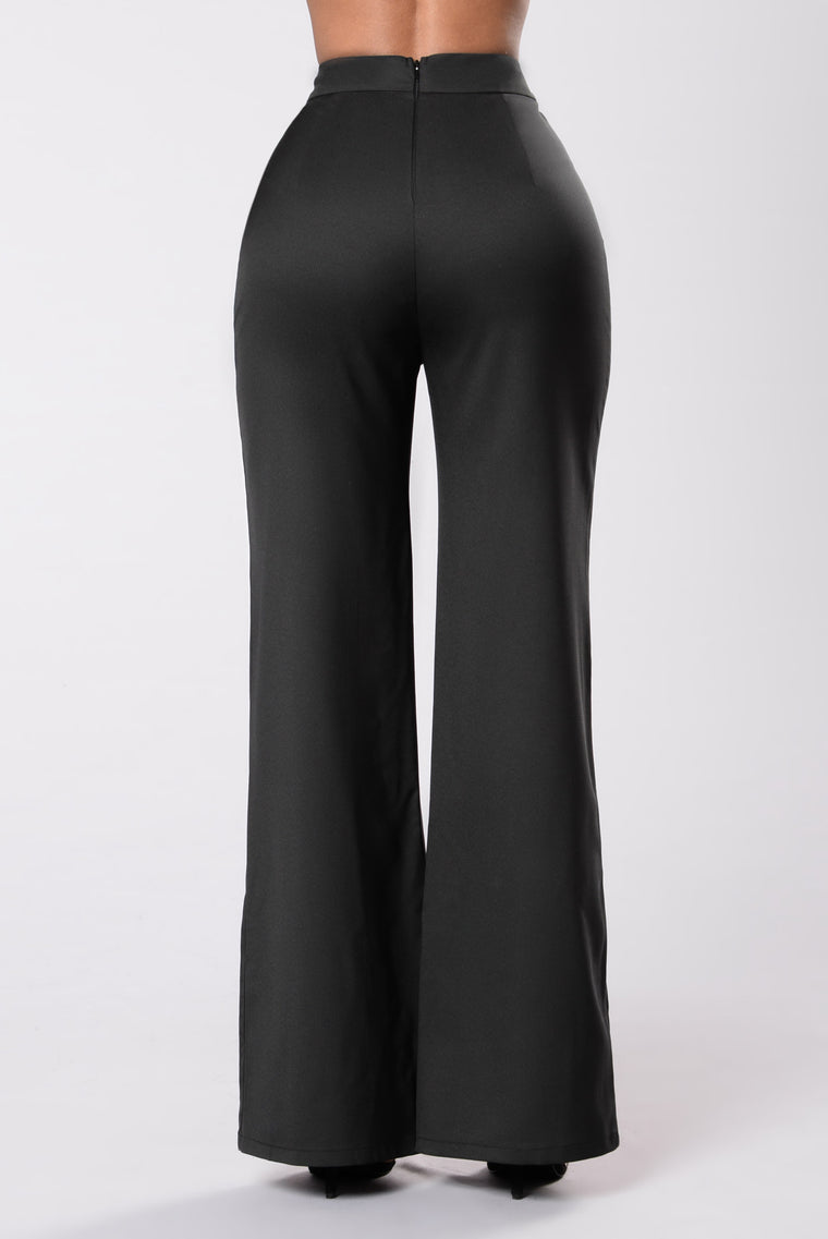 Gianni Pants - Black