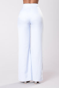 Gianni Pants - Light Blue