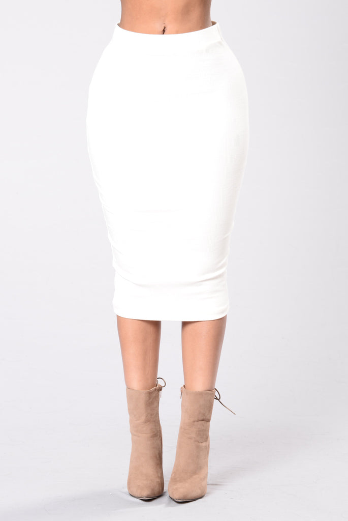 Baby Spice Skirt - Ivory