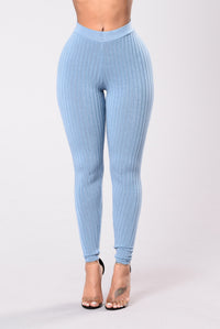 Miki Leggings - Denim