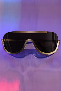 Kimmi Sunglasses - Gold/Black