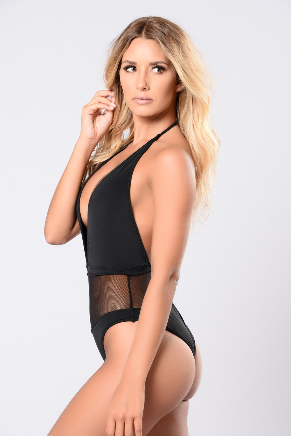 Spotlight Swimsuit - Black