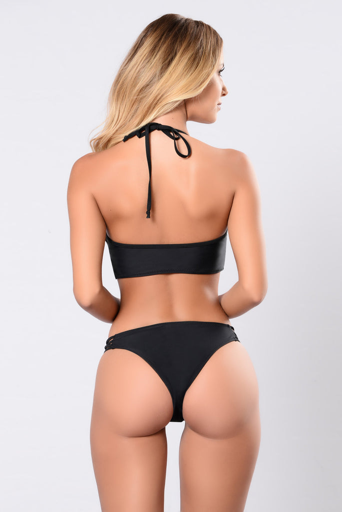 Get Like This For Bikini - Black