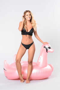 Swan Princess Over Sized Pool Float - Pink
