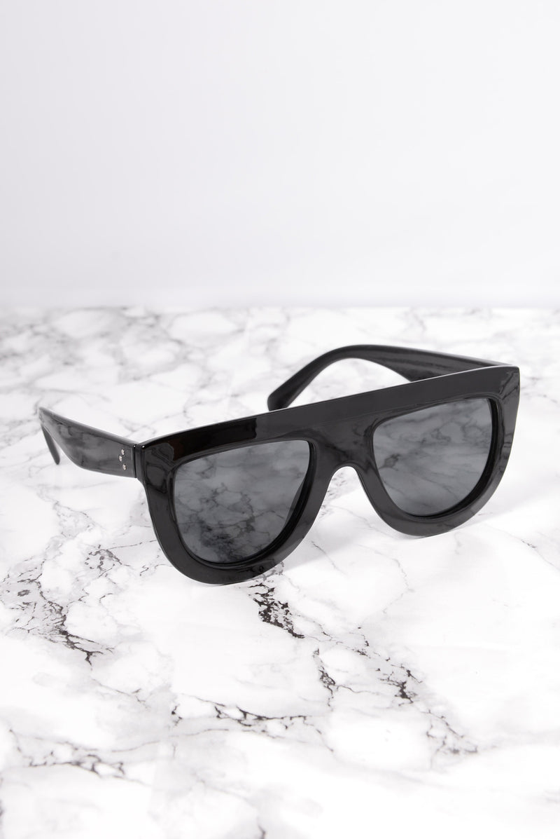 Bondi Beach Sunglasses - Black