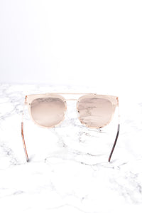 South Bay Sunglasses - Gold/Gold