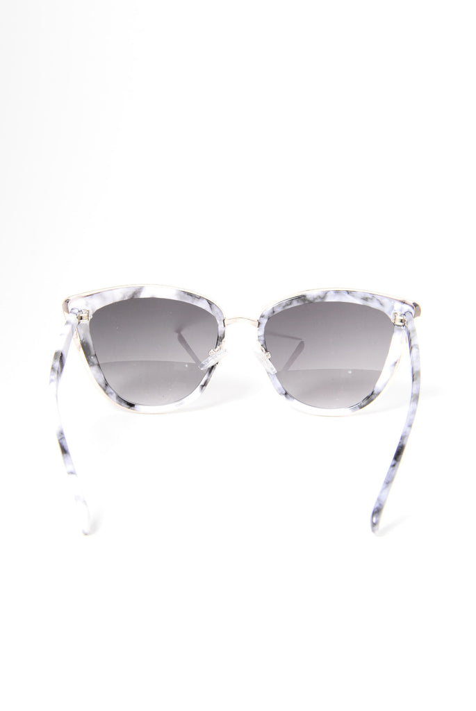 Stone Cold Sunglasses - Grey/Gold