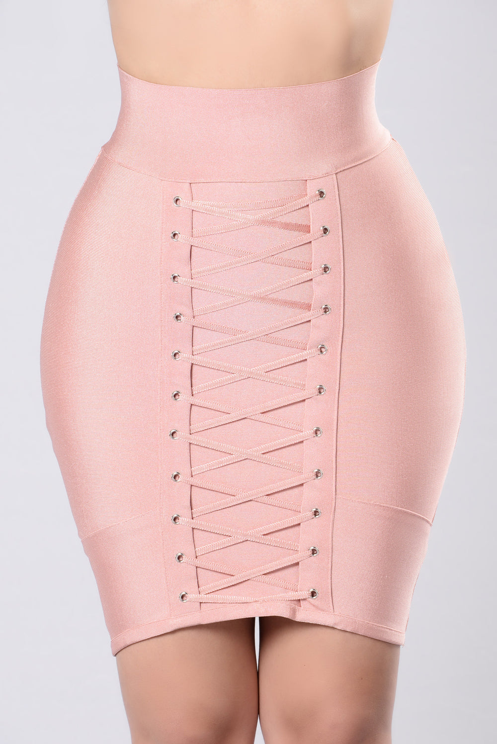 Fully Exposed Skirt - Blush