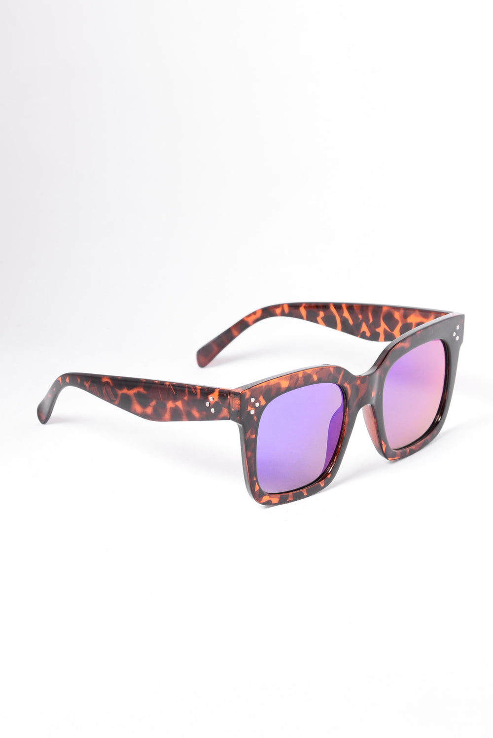 Barbados Sunglasses - Tortoise/Blue