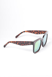 Barbados Sunglasses - Tortoise/Red