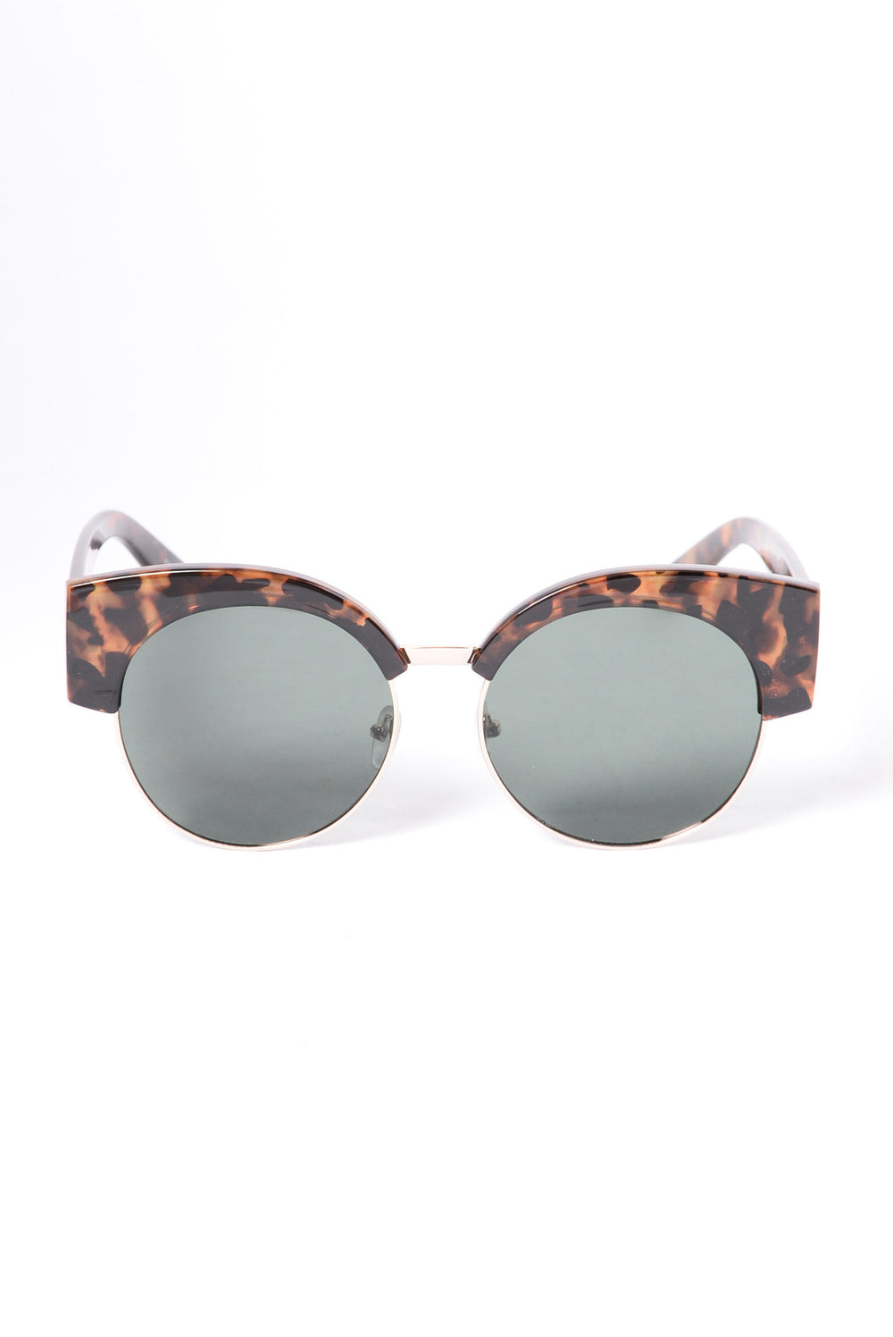 Nessi Beach Sunglasses - Tortoise/Black