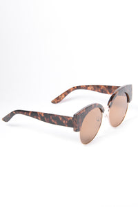 Nessi Beach Sunglasses - Tortoise/Brown