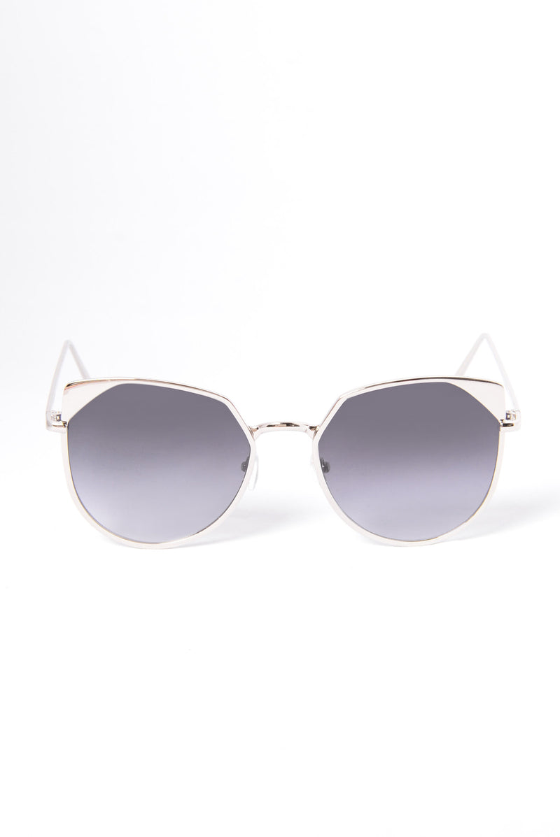 Meads Bay Sunglasses - Silver