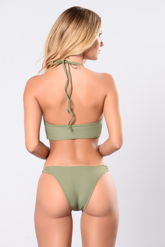 Get Like This For Bikini - Olive