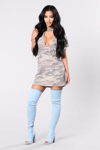 Join Forces Tunic - Camo