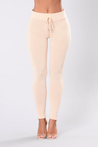 Tough Mudder Leggings - Beige