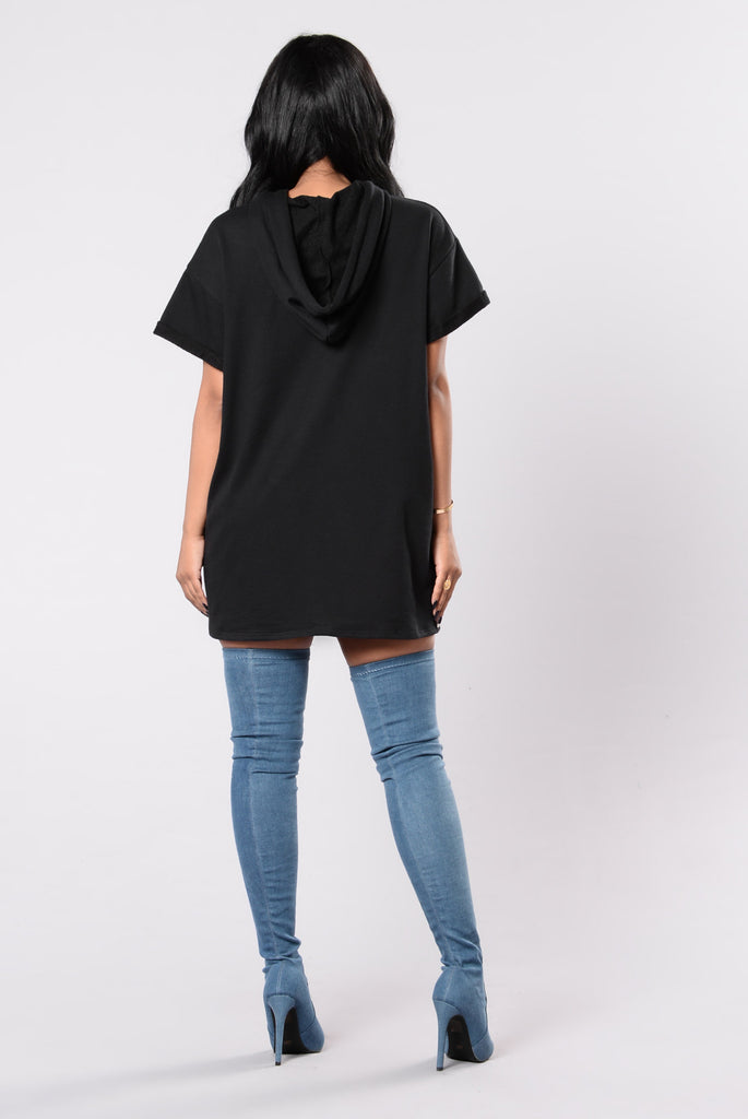 Diego Tunic - Black