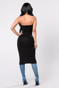 And Everything Nice Dress - Black