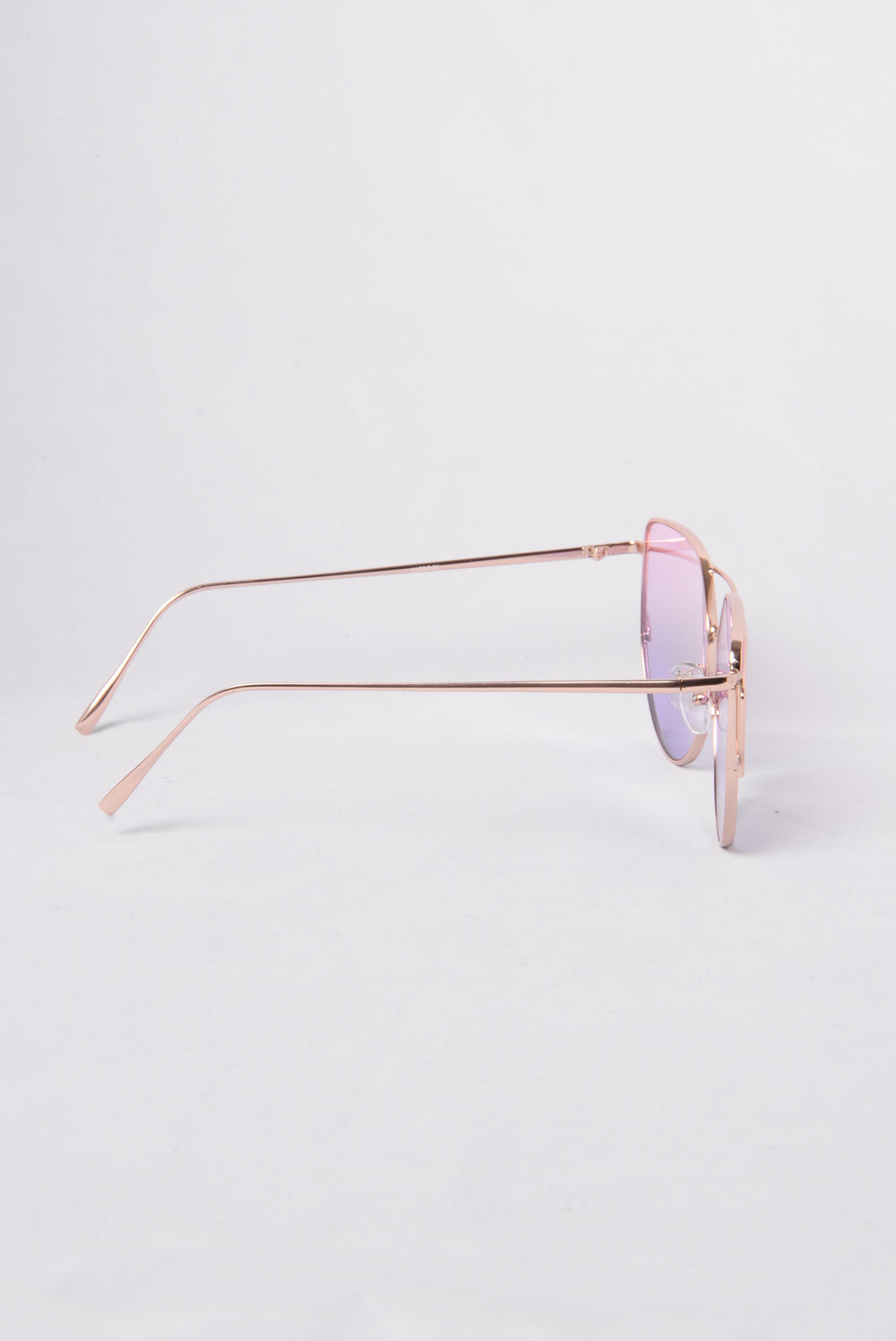 La Concha Beach Sunglasses - Gold/Pink
