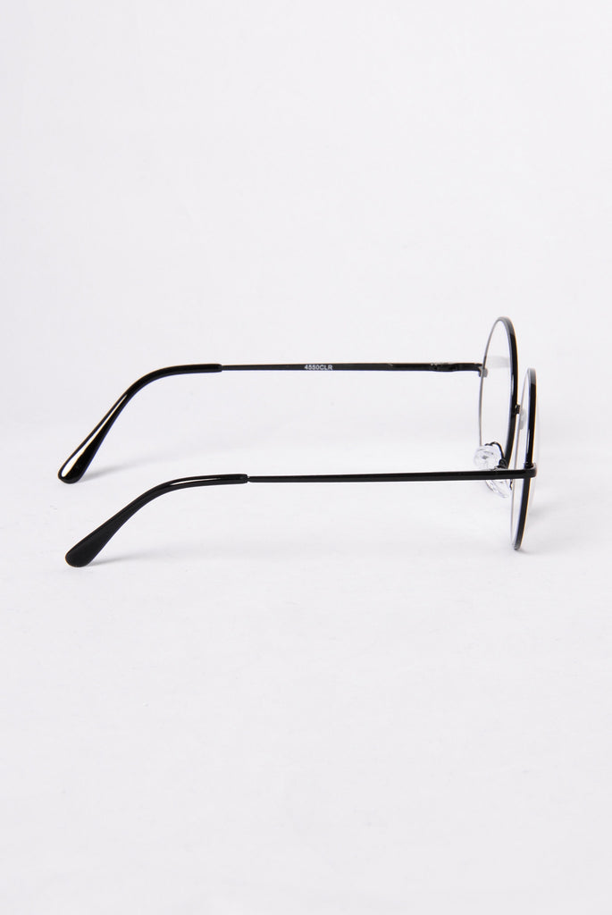 Classic Twist Glasses - Black