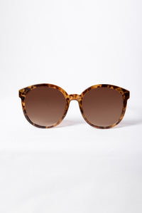 Costa Rica Sunglasses - Brown/Brown