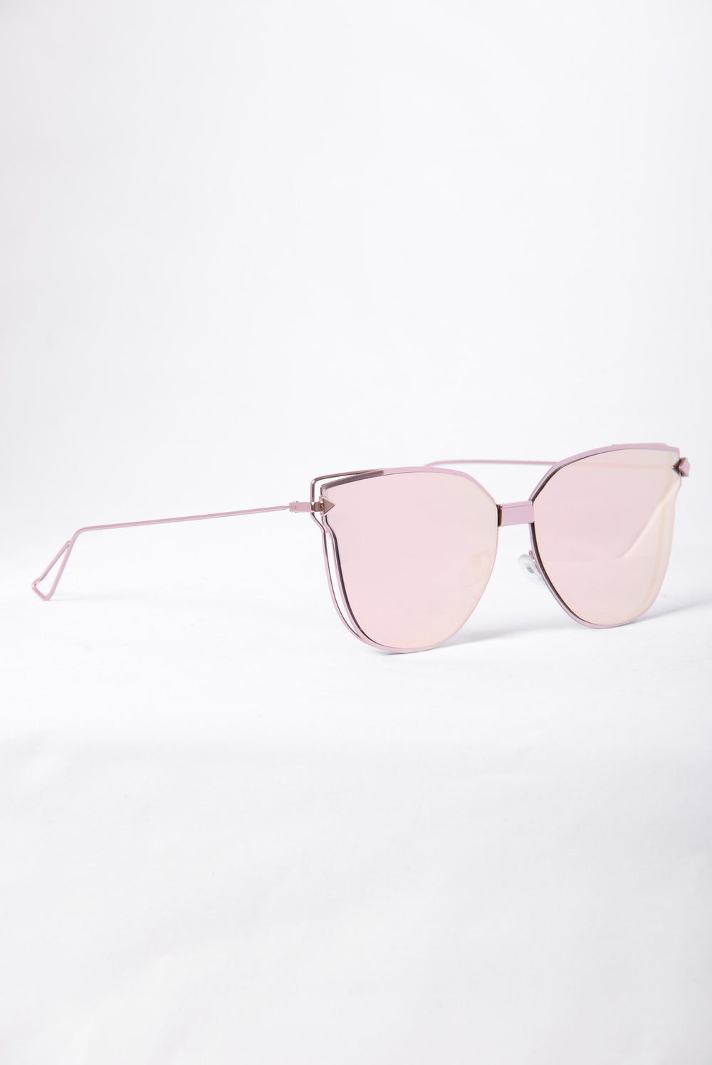 Colombia Sunglasses - Gold/Rose Gold
