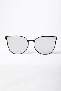 Colombia Sunglasses - Black/Silver